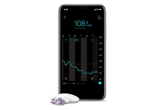 Continuous Glucose Monitor (CGM) Device